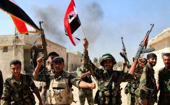 Сирийский флаг действует на курдов, как красная тряпка на быка