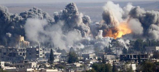 Атаку американской коалиции на правительственные силы Сирии назвали «открытой агрессией»