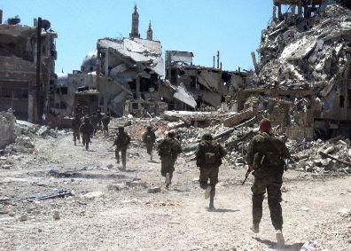 США спровоцировали в Сирии партизанскую войну