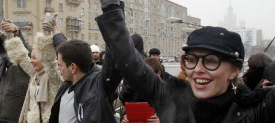 15 марта Собчак объявит о создании собственной партии