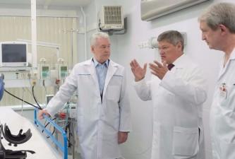 Собянин: Москва провела полную модернизацию системы экстренной медицинской помощи