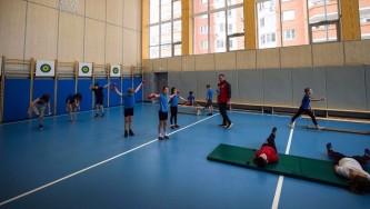 Спортивные школы столицы начали подключать к бесплатному Wi-Fi