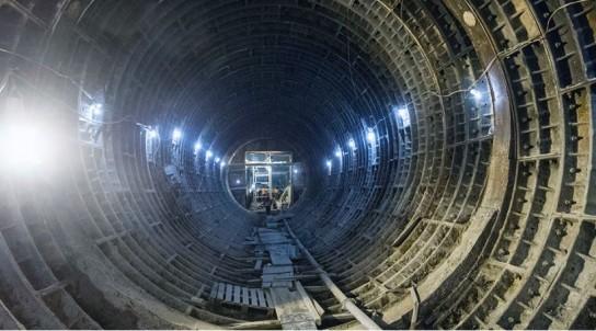 В течение трех лет в Москве построят 50 новых станций метро