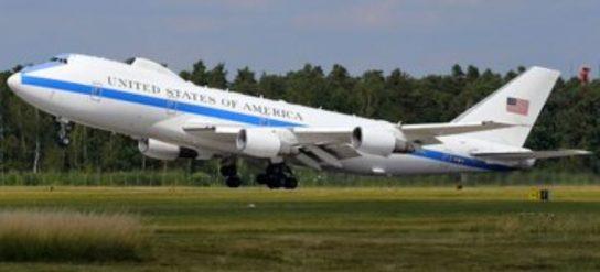 В шаге от войны: Трамп и компания уже спрятались в летающей крепости