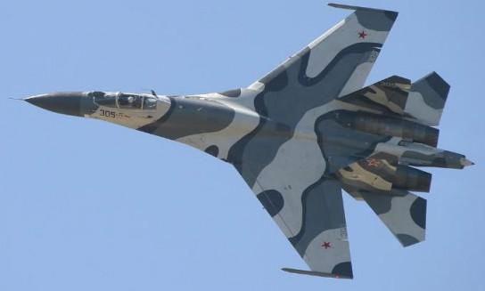 Пентагон опубликовал видео перехвата американского EP-3 Aries российским Су-27