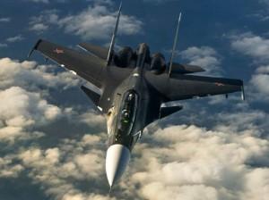 Российские летчики ВКС запугали пилотов ВВС США