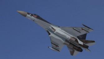 NI советует F-35 оставаться на земле, когда в небе российские Су-35