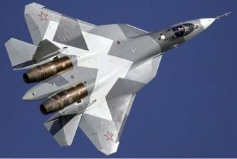 Истребитель Су-57 оснастили новыми двигателями