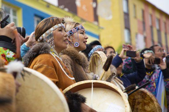 Съезд коренных малочисленных народов Севера, Сибири и Дальнего Востока пройдёт на Чукотке