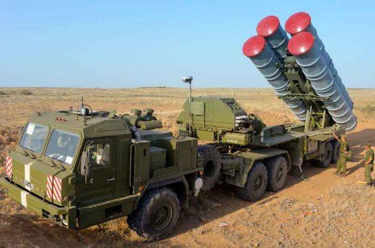 Российские комплексы С-400 переполошили весь Ближний Восток