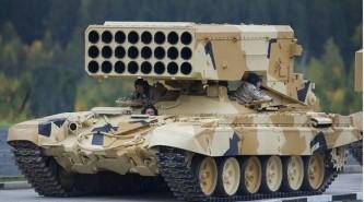 Новая российская тяжелая огнеметная система испугала Германию
