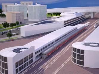 На Аминьевском шоссе построят современный ТПУ