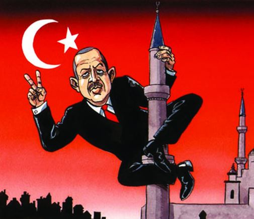 Турция знала о ракетном ударе по Сирии заранее