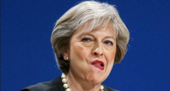 Тереза Мэй призывает «Большую семерку» объявить войну России