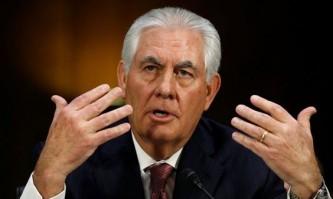 Тиллерсон рассказал, когда с России снимут санкции