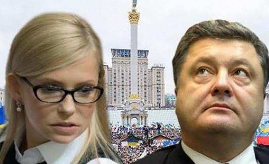 Тимошенко намерена сменить Порошенко на посту президента Украины