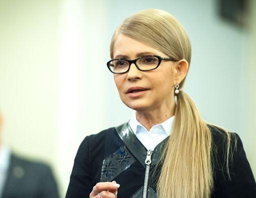 Украинцы хотят видеть Юлию Тимошенко новым президентом страны