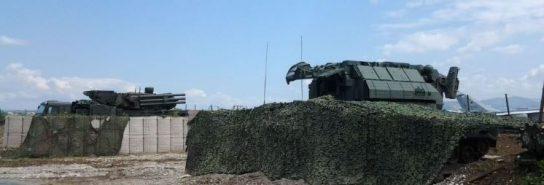 В Сирии появился российский ЗРК «Тор-М2»