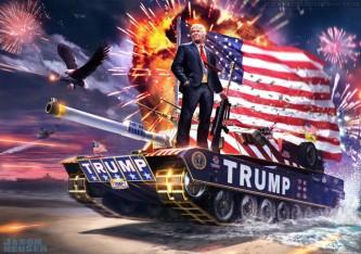 Трамп «дал добро» началу Третьей мировой войны