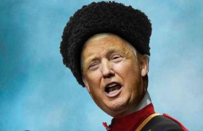 Питерские казаки лишили Трампа почетного звания есаула