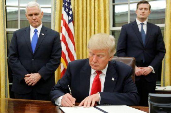 Трамп уволил Госсекретаря Тиллерсона, а главой ЦРУ назначил женщину