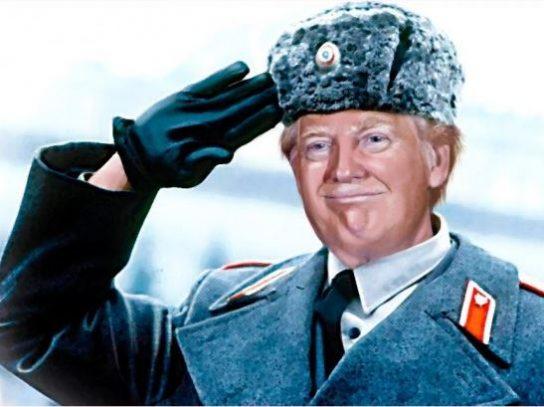 Трампу посоветовали, как вести себя с Путиным: «Перед начальством иметь вид лихой и придурковатый»