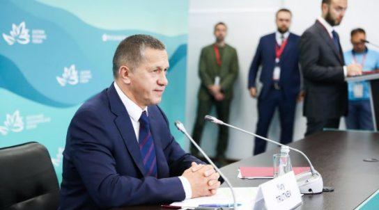 Юрий Трутнев: проект освоения Баимской рудной зоны имеет для Чукотки фундаментальное значение
