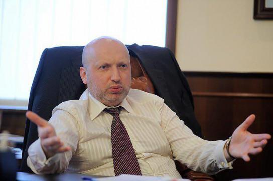 Турчинов: Крым позволил России господствовать в Черном море