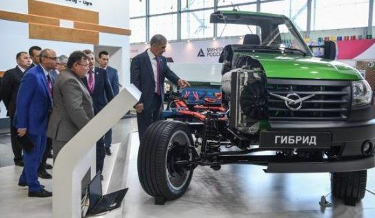 УАЗ будет выпускать гибридные внедорожники