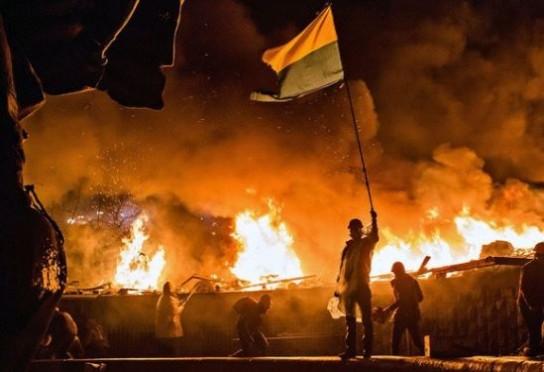 Жители Киева запаслись оружием для нового госпереворота