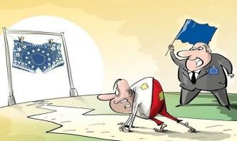 Евросоюз продолжает издеваться над Украиной
