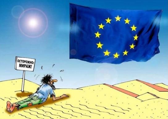 В Германии объяснили, почему Украина никогда не станет европейской страной