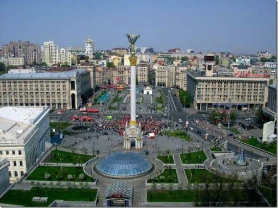 Украину обвинили в краже Киева у Руси