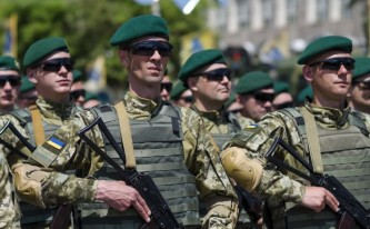 США «укрепляют» морские границы Украины