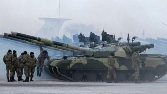 В 2014 году Киев собирался расстрелять парламент Крыма из танков