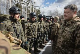 Учения «Запад-2017» заставили Украину пересмотреть военные приоритеты