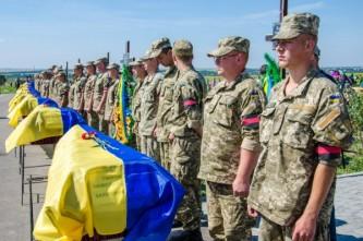 Киев назвал число небоевых потерь карателей в Донбассе