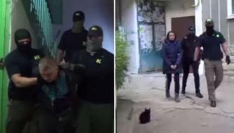 Пойманный в Крыму украинский шпион полностью признал свою вину