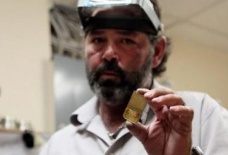 Канаду уличили в продаже фальшивых слитков золота