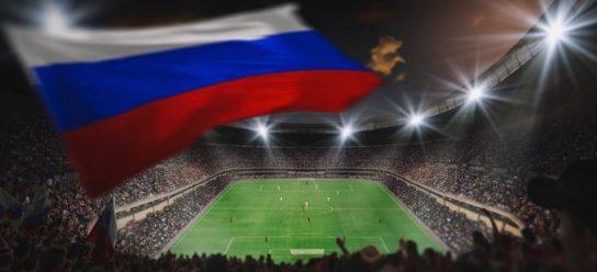 Поддержим сборную России в матче против футболистов Уругвая!