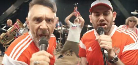 Слепаков и Шнуров выпустили клип «Чемпионы»