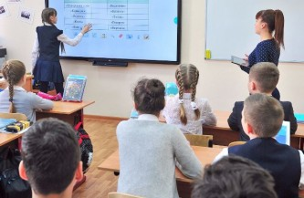 Московские педагоги отмечают День учителя