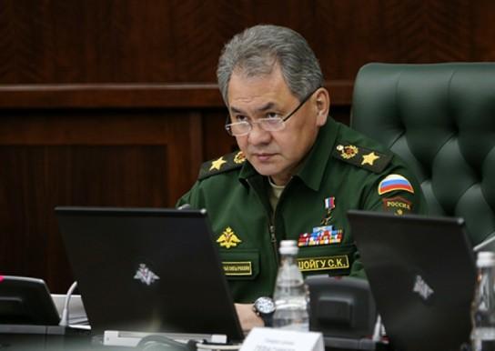 Шойгу рассказал об испытаниях Су-57 и гуманитарных паузах в Сирии