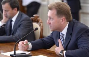 Игорь Шувалов предупредил российских производителей о скорой отмене продэмбарго