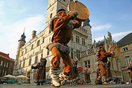 Чукотский ансамбль «Эргырон» представит Россию на фестивале в Италии