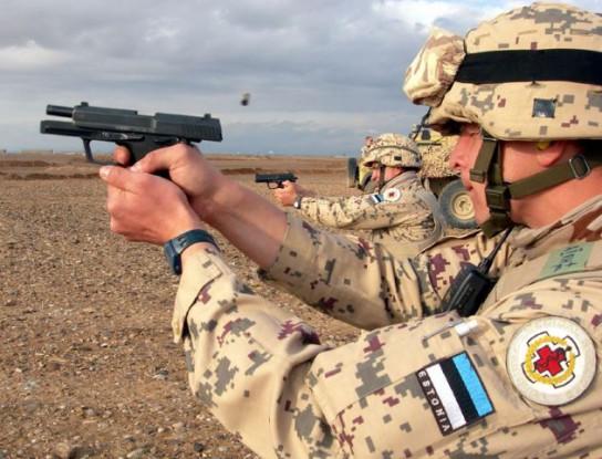Эстония успешно борется с несуществующими угрозами
