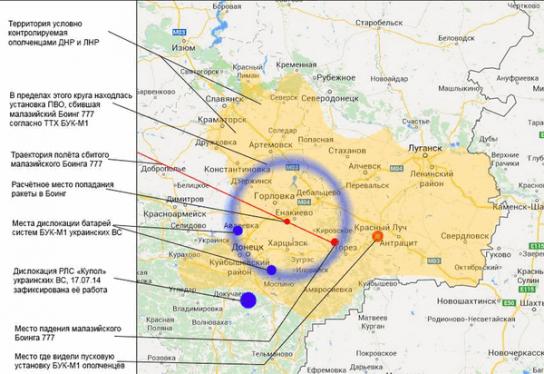 Голландия покрывает киевскую хунту в деле о гибели рейса МН17