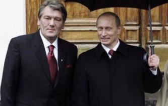 Ющенко: Никогда не слышал от Путина слова «нет»