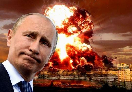 Путин презентовал «голубей мира со стальными перьями»