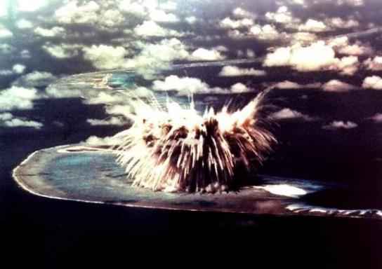 США угрожают уничтожить китайские острова в Южно-Китайском море